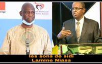 Leçon de sidi Lamine Niasse a mansour faye