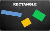 Leçon formes géométriques