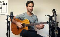 Leçon guitare débutant : JOUE tous les PLUS GRANDS TUBES en 4 accords !
