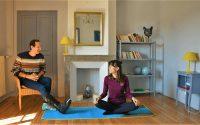 Leçon n°5: 🧘 Exercices de Pilates 🤸 Cuisses Fessiers