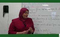 Mme guitoune - cours de français - leçon : futur simple - 4ème année primaire