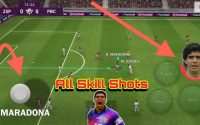 Pes 2020 | All Skill Shots tutoriel (Technical) got Ronaldinho