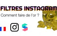 Spark AR Studio Tutoriel en Français : Comment faire de l'or ?