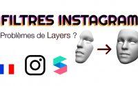 Spark AR Studio Tutoriel en Français - Comment régler le problème des Layers ?