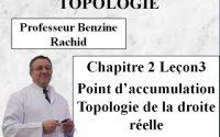 TOPOLOGIE CHAPITRE 2 LEÇON 3