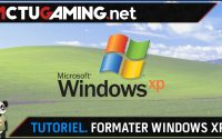 TUTORIEL. Formater un ordinateur équipé de Windows XP