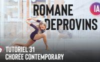Tutoriel 31   Chorégraphie « Bruises » par Romane Deprovins