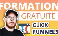 Tutoriel Clickfunnels: Formation gratuite complète pour créer vos tunnels de vente
