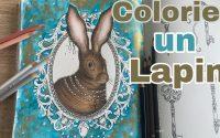 Tutoriel | Colorier un lapin de Pâques (ou pas)