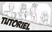 Tutoriel: Comment dessiner un personnage inventé ?