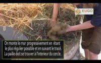 Tutoriel - Construction d'un four à pain en terre crue (en français)