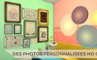 [Tutoriel] Des photos d'objets personnalisés mais noCC sur la galerie