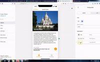 Tutoriel GlideApps 3 - Création de l'application (français)