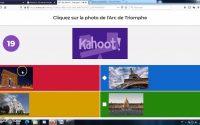 Tutoriel Kahoot étudiant - Avril 2020