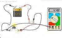 Tutoriel : Utilisation d'un voltmètre