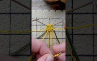 Tutoriel ananas en micro macramé