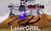 Tutoriel complet sur la gravure laser avec la Alfawise C10! (LaserGRBL)