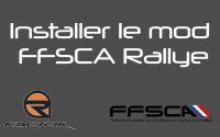 Tutoriel rFactor | FFSCA RALLYE @ Installer le mod