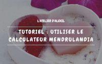 🧼 Tutoriel: utiliser le calculateur Mendrulandia pour la saponification à froid