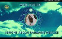 Xamle Koor (Ramadan) | S. Abdou Rahmahe MBACKE |Leçon 1