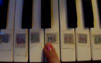 """""""joyeux anniversaire"""" piano tutoriel"""
