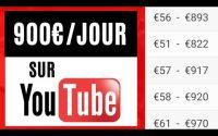 900€ Par Jour Sur YouTube Sans Faire De Vidéo (Tutoriel 2020)