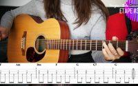Apprendre Imagine de John Lennon à la guitare - Tutoriel Guitare Facile