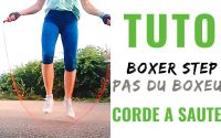 BOXER STEP - Pas du boxeur | Tutoriel CORDE A SAUTER