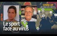 COVID-19, une leçon de géopolitique #08 - Le sport face au virus - Le Dessous des cartes   ARTE