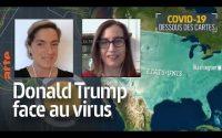 COVID-19, une leçon de géopolitique #09 - Trump face au virus - Le Dessous des cartes | ARTE