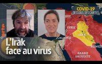 COVID-19, une leçon de géopolitique #10 - L'Irak face au virus - Le Dessous des cartes | ARTE