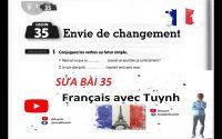 Cahier d'exercices le nouveau taxi 1 Leçon 35: Envie de changement