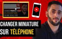Comment changer ses miniatures de vidéos YouTube sur mobile (Tutoriel 2020)