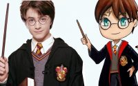 Comment dessiner Harry potter en version Chibi [Tutoriel]