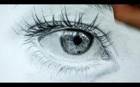 Comment dessiner des yeux réalistes [Tutoriel] 4