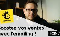 Comment faire de l'emailing ? - Tutoriel Mailchimp 2020