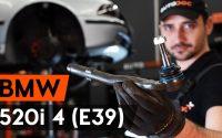 Comment remplacer des rotule de direction sur BMW 520i 4 (E39) [TUTORIEL AUTODOC]
