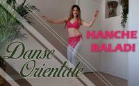 [Cours de danse orientale] Tutoriel #5 La hanche baladi