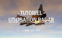 DCS World // JF-17 Tutoriel - Le Radar A/A et son fonctionnement