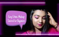 Easy   Ethnic makeup tutoriel for Begnnires💁..