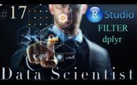 Formation Data Scientist #17- Tutoriel R - filtrer des données avec dplyr