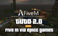 GTA V RolePlay - Tutoriel FiveM avec Epic Games