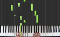 Hallelujah - Refrain - leçon 8 - Cours de piano pour débutants