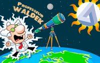 La Terre plate et les étoiles – Une leçon d'astronomie foutraque par le rigolo professeur Waldek