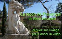La quatrième leçon de Provençal