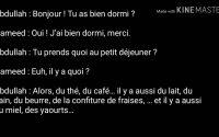 Leçon 55 : Dialogues francais/Dialogues francais en pashto/ په فرانسوي ژبه کې خبري اتري/learn french