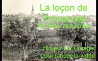 Leçon de Provençal  05