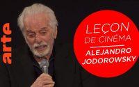 Leçon de cinéma d'Alejandro Jodorowsky | ARTE Cinema