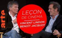 Leçon de cinéma de Vincent Lindon et Benoît Jacquot | ARTE Cinéma