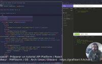 LiveCoding : Préparation d'un tutoriel APIPlatform / React
